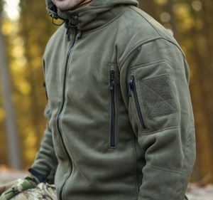 Флисовая куртка Patriot Heavy Fleece