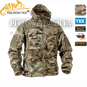 Флисовая куртка Patriot Heavy Fleece Jacket  МP CAMO