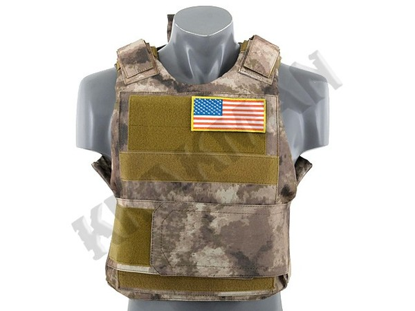 Жилет PT Tactical Body Armor A TACS