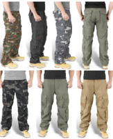 Брюки SURPLUS AIRBORNE VINTAGE TROUSERS