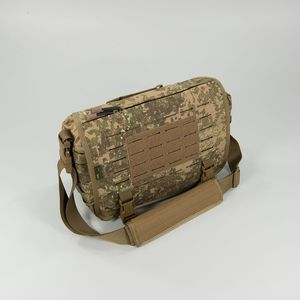 Тактическая сумка DIRECT ACTION Small Messenger Bag - PenCott™ Badlands