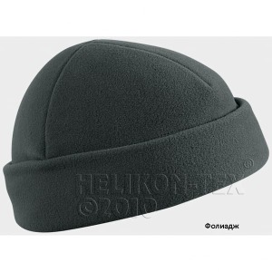 Флисовая шапка Helikon-tex - Foliage Green