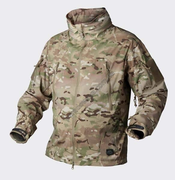 Куртка Trooper Soft Shell Jacket Мультикам