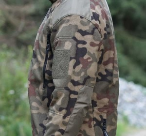 Куртка флисовая Liberty Heavy Fleece Jacket PL Woodland