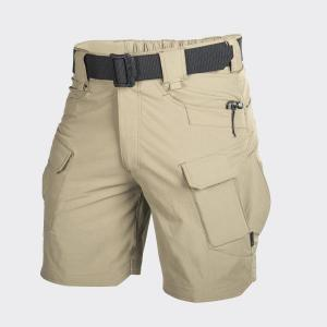 Тактические шорты OTS 8,5 (Outdoor Tactical Shorts) HELIKON-TEX - хаки