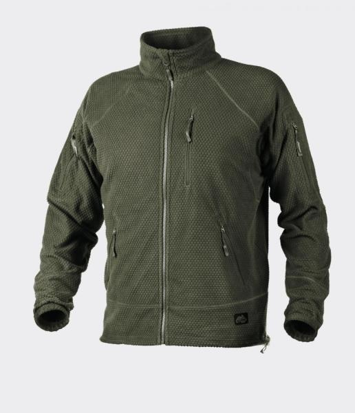 Куртка флисовая Alpha TACTICAL Grid Fleece