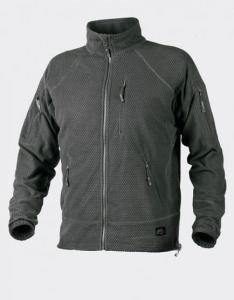 Куртка флисовая Alpha TACTICAL Grid Fleece - Shadow Grey