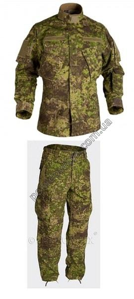 Китель и брюки  CPU   (Combat Patrol Uniform®) PenCott GreenZone