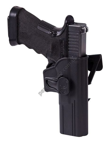 Кобура BUTTON HOLSTER GLOCK 17 с креплением MOLLE