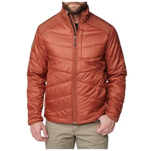 Куртка утеплённая 5.11 Peninsula Insulator Packable Jacket - Seguoia