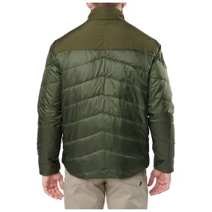 Куртка утеплённая 5.11 Peninsula Insulator Packable Jacket - Moss