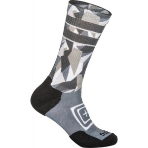 "Носки ""5.11 Tactical SOCK & AWE CREW DAZZLE"""