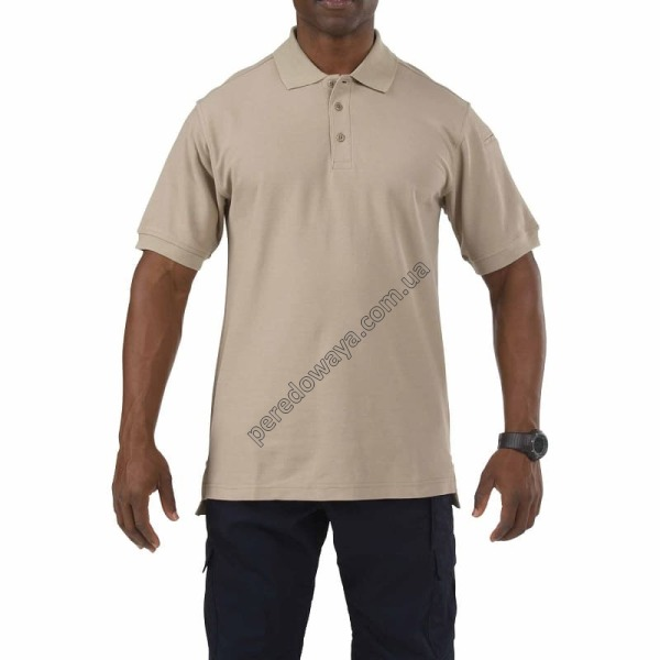 "Поло тактическое ""5.11 Tactical UTILITY SHORT SLEEVE POLO"""