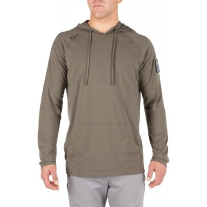 "Реглан ""5.11 CRUISER PERFORMANCE LONG SLEEVE HOODIE"" Ranger Green"