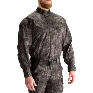 Рубашка тактическая 5.11 GEO7™ Night STRYKE TDU® LONG SLEEVE SHIRT - Night
