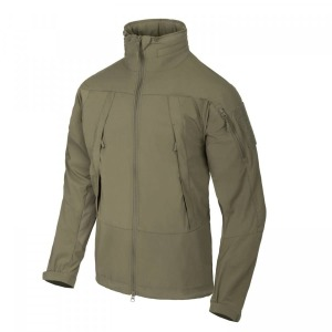 Тактическая куртка BLIZZARD JACKET - STORMSTRETCH - Adaptive Green