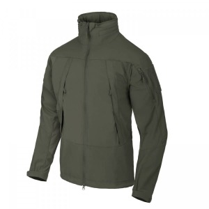 Тактическая куртка BLIZZARD JACKET - STORMSTRETCH - Taiga Green