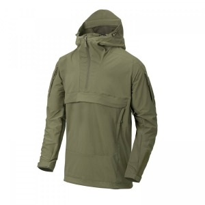Куртка-анорак MISTRAL ANORAK - SOFT SHELL - Adaptive Green