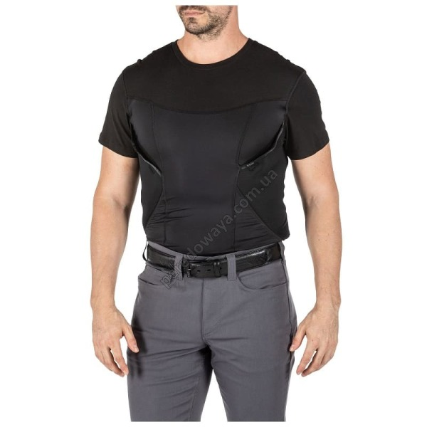 "Футболка-кобура 5.11 Tactical ""CAMS Short Sleeve Baselayer"""