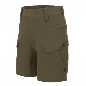 Шорты OTUS (OUTDOOR TACTICAL ULTRA SHORTS)® - VERSASTRECTH® LITE - Taiga Green