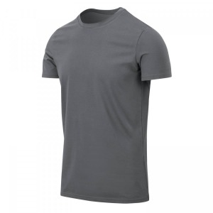 Футболка T-SHIRT SLIM Helikon-tex - Shadow Grey