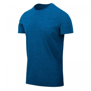 Футболка T-SHIRT SLIM Helikon-tex - Blue Melange