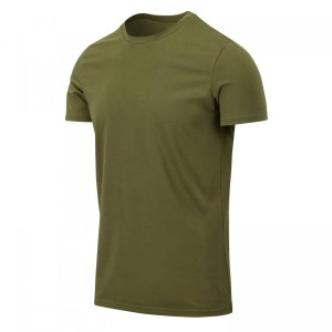 Футболка T-SHIRT SLIM Helikon-tex - US Green