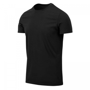 Футболка T-SHIRT SLIM Helikon-tex - Black